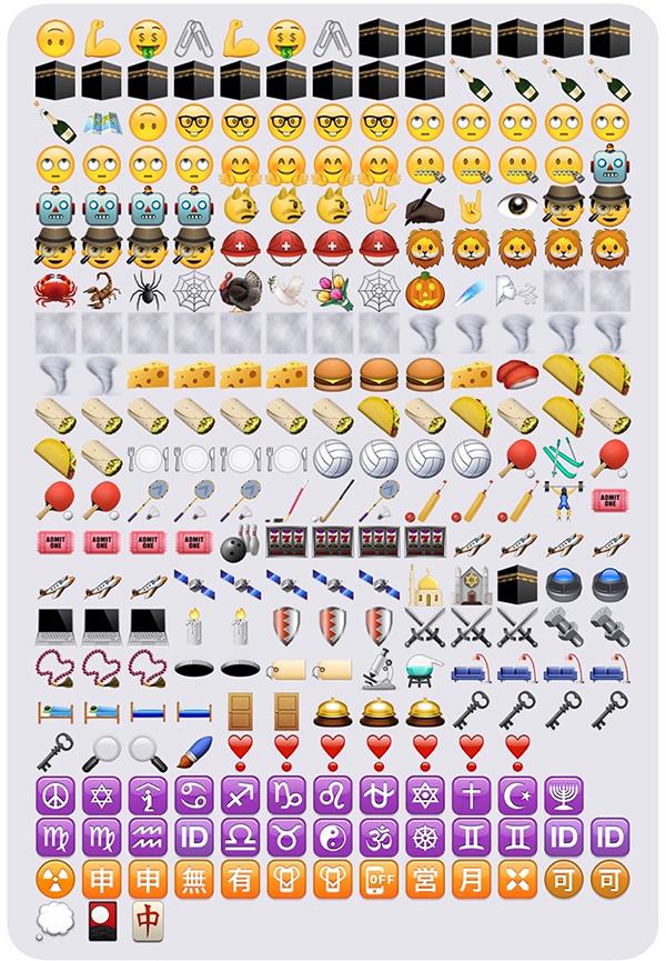Réimse Emojis